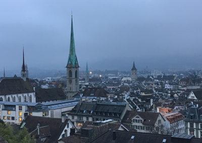 Zürich - 12.01.2018